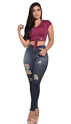 Calça jeans roupas femininas