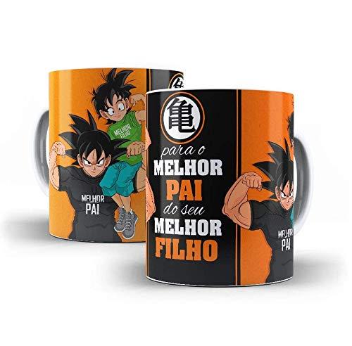 Caneca Goku Dia dos Pais