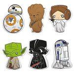 Clique para visualizar Conjuto de Almofadas Star Wars – 6 peças