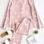 Pijamas De Laced Whale –