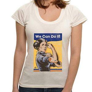Camiseta We can do it – feminino