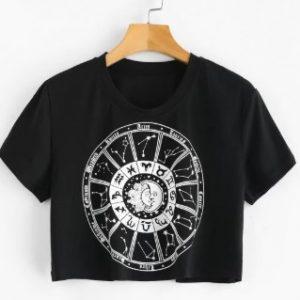 Camisetas signos