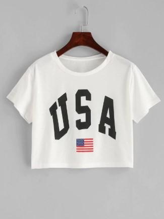 Cropped  USA