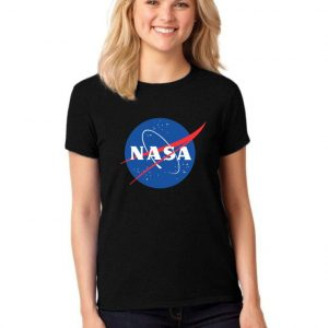 Camiseta Feminina T-Shirt Nasa