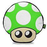 Almofada Cogumelo Verde 1 UP.