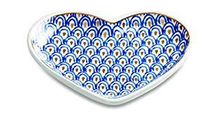 Prato em formato de coração