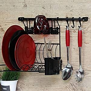 Kit De Cozinha Suspensa Suporte