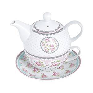 Conjunto 3 Peças para Chá