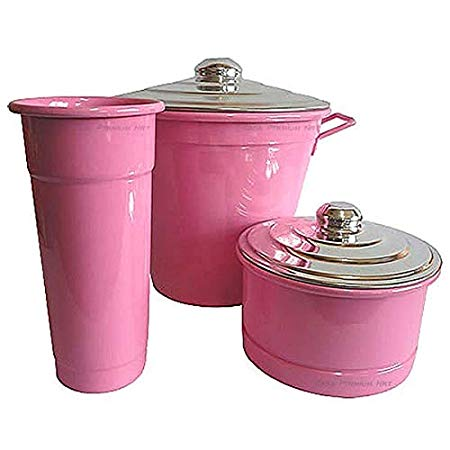 Kit de pia aluminio para cozinha organizador de pia rosa