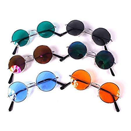 Kit Com 10 Óculos John Lennon