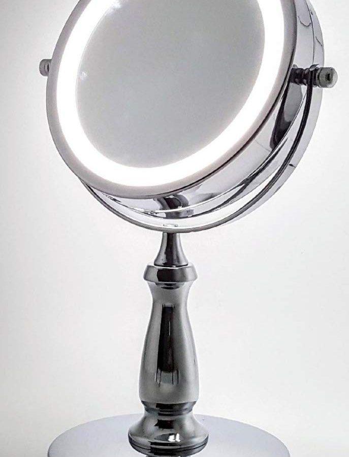 Espelho de Mesa  Banheiro