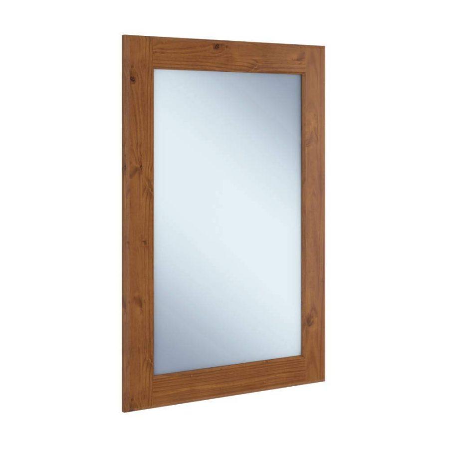 Espelho com Moldura Acácia