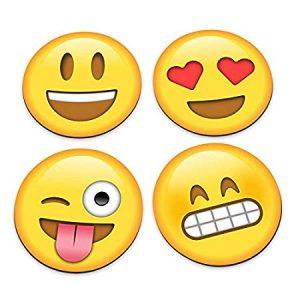 Porta Copos Emoticons – Emojis