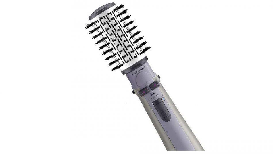 Escova rotativa Air Brush