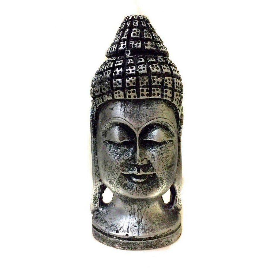 Estátua de Cabeça de Buda