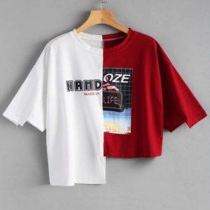 Camiseta arte grafica