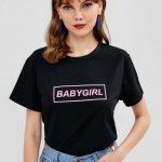Camiseta babygirls