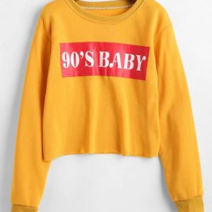Blusa 90's baby