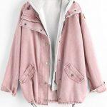 Jaqueta rosa