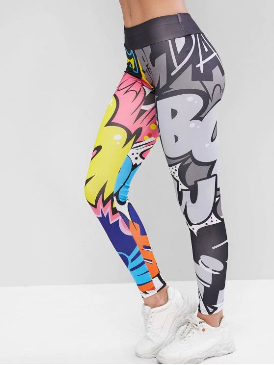 Leggings  cartoon