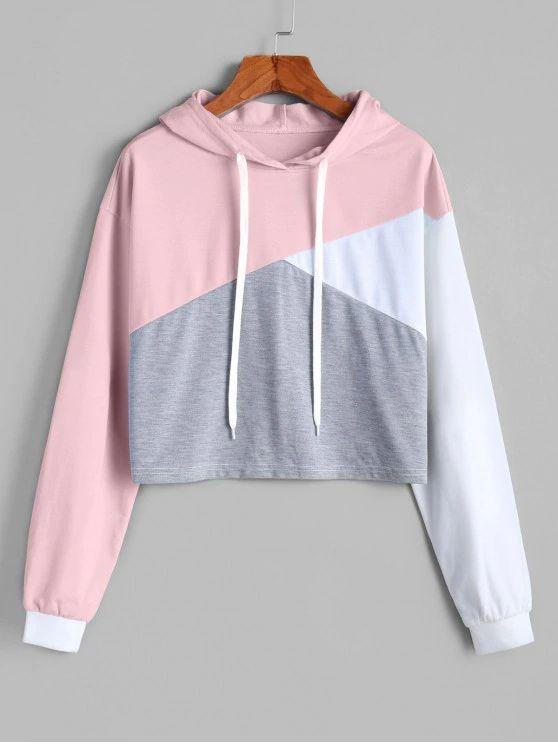 Blusa multicolor pink