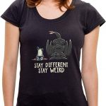 Camiseta Stay Different – Feminina