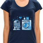 Camiseta R2D2 In Love – Feminina