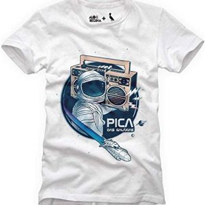 T-shirt Pica Das Galáxias Reserva