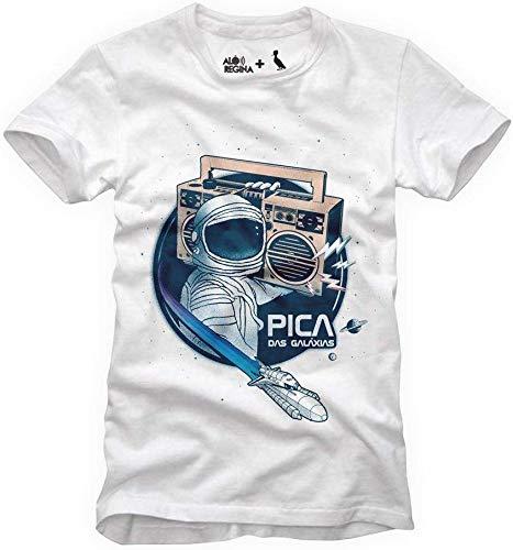T-shirt Pica Das Galáxias