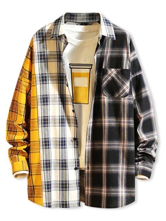 camisa estilosa
