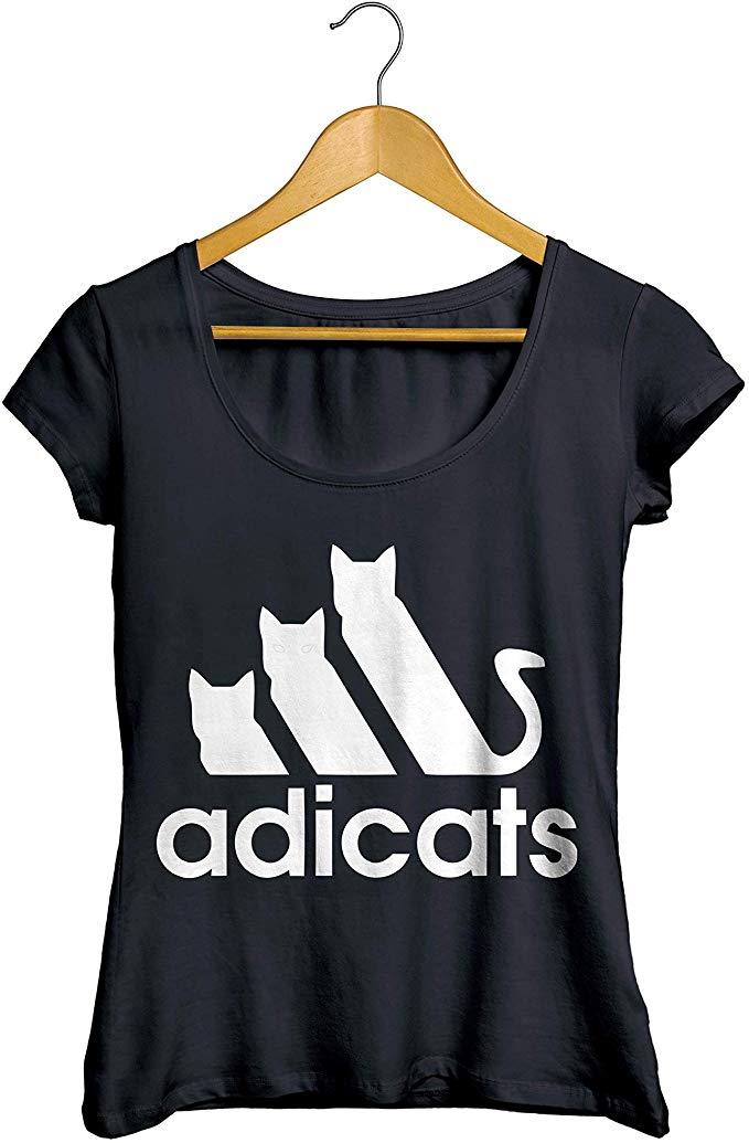 Camisetas Adicats Gatos Cats