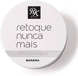 Retoque Nunca Mais Pó Solto, Rk By Kiss, Banana