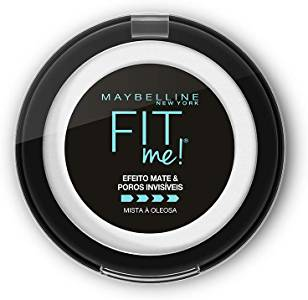 Pó compacto Maybelline Fit