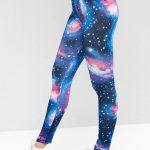 Leggings galaxias