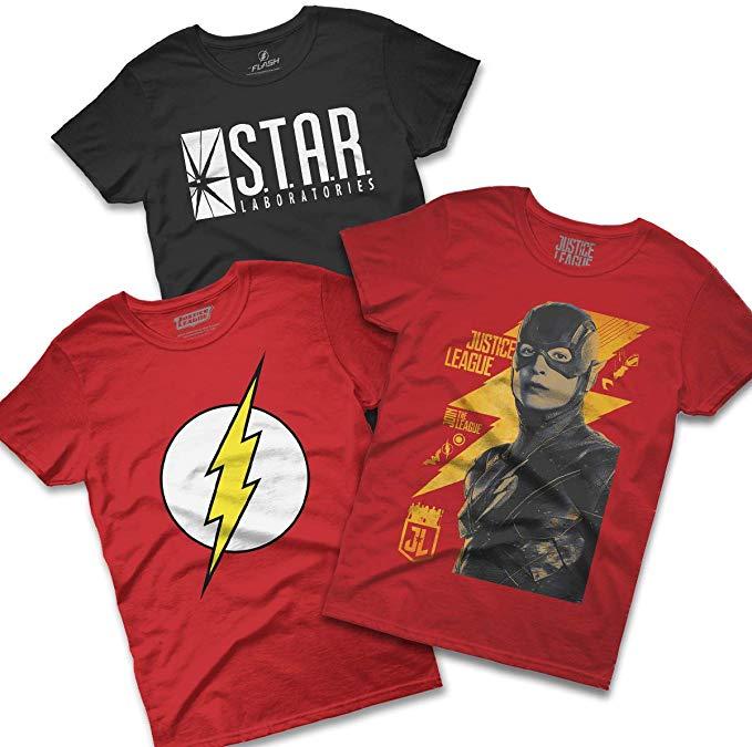 Combo Feminino The Flash