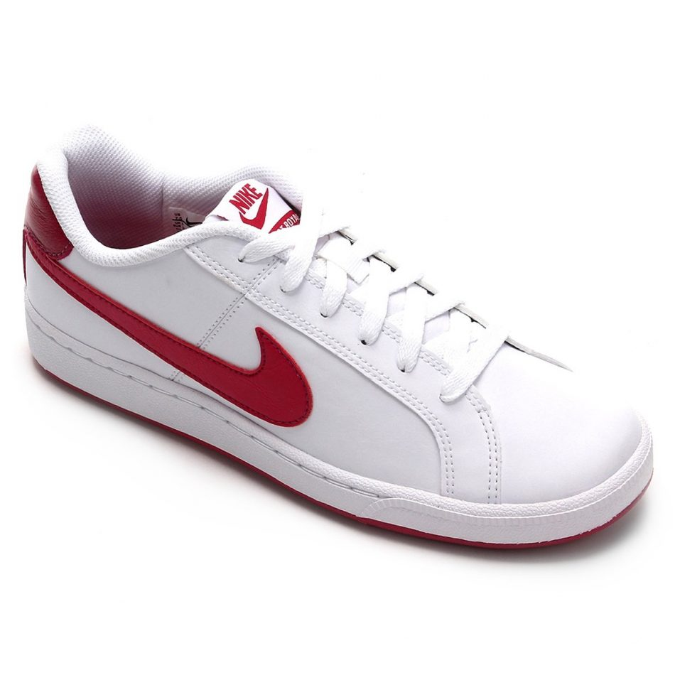 Tênis Couro Nike Court Royale