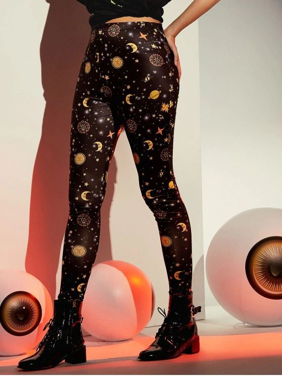 Leggings espacial
