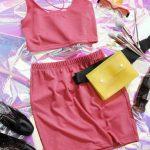 conjunto tumblr rosa