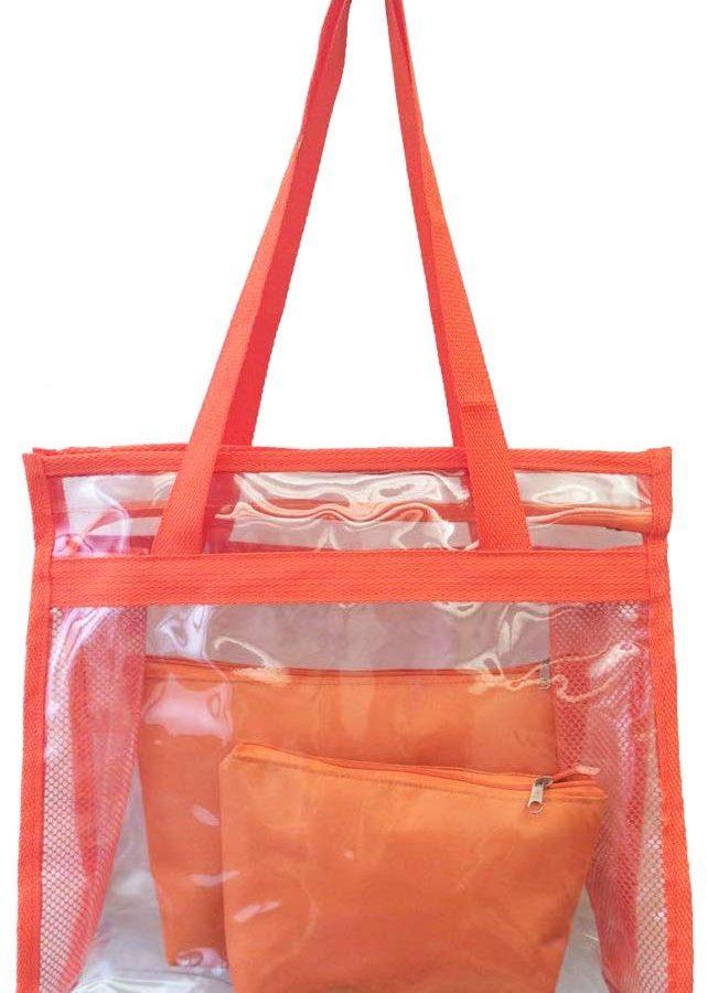Bolsa feminina praia sacola