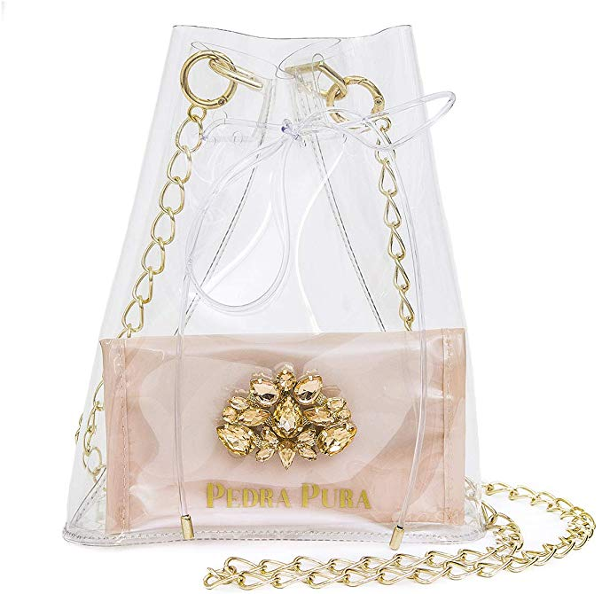 Bolsa Pedraria Light Peach