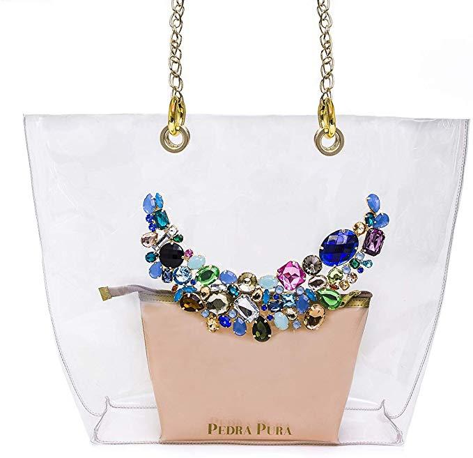 Bolsa Pedraria Multicolor