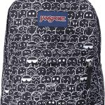 Mochila JanSport estampa emoji
