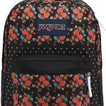 Mochila JanSport Estampa floral