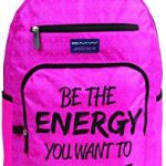 "Mochila  ""Be the energy"