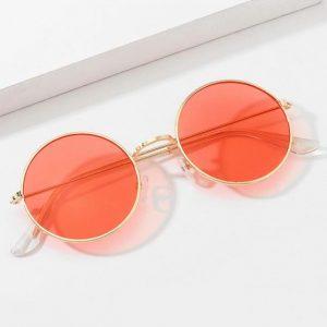 Óculos lente vermelha