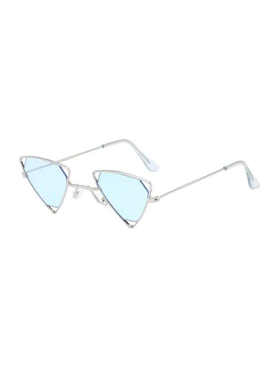 Óculos triangulo