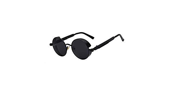 Óculos de Sol Redondo Detalhes