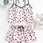 conjunto pijama – estampa