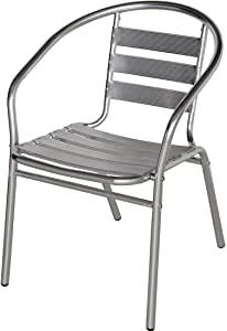 Cadeira para Jardim Poltrona Alumínio