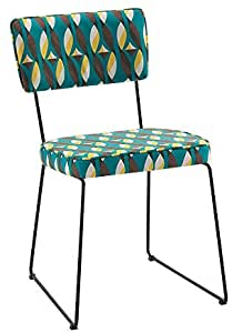 Cadeira Roma Linho Colorido